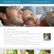Family Therapist Website Designer