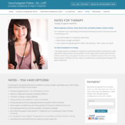 Marriage Counselor Website Designer